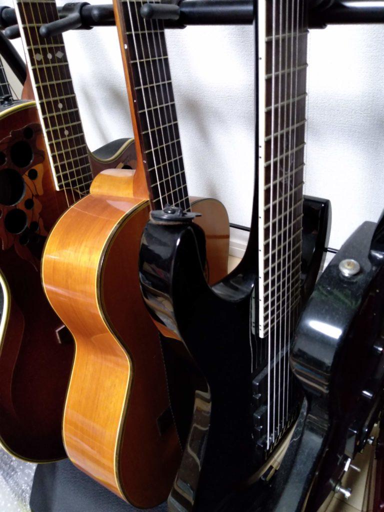 ギターのオクターブチューニング ...